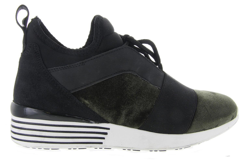 a50e9575784 Damesschoenen Hip Donna Sneakers - D1491 Groen Dames - Hip-donna | Maxime  Schoenen