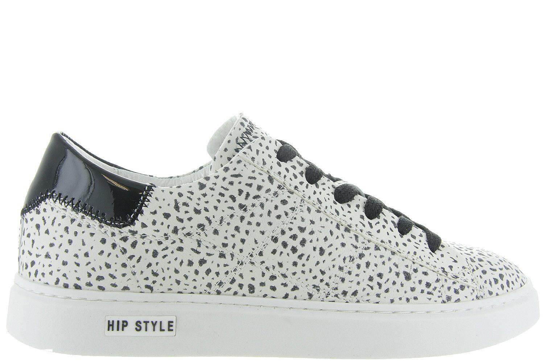 b5d30c485d1 Damesschoenen Zwarte Sneakers - D1507 Giraf Dames - Hip-donna | Maxime  Schoenen