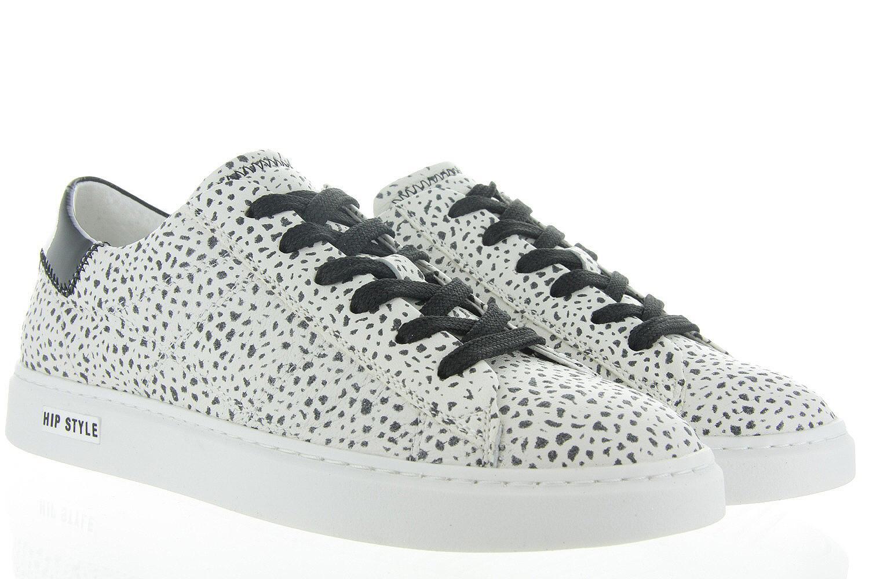 882dfef810a Damesschoenen Zwarte Sneakers - D1507 Giraf Dames - Hip-donna ...