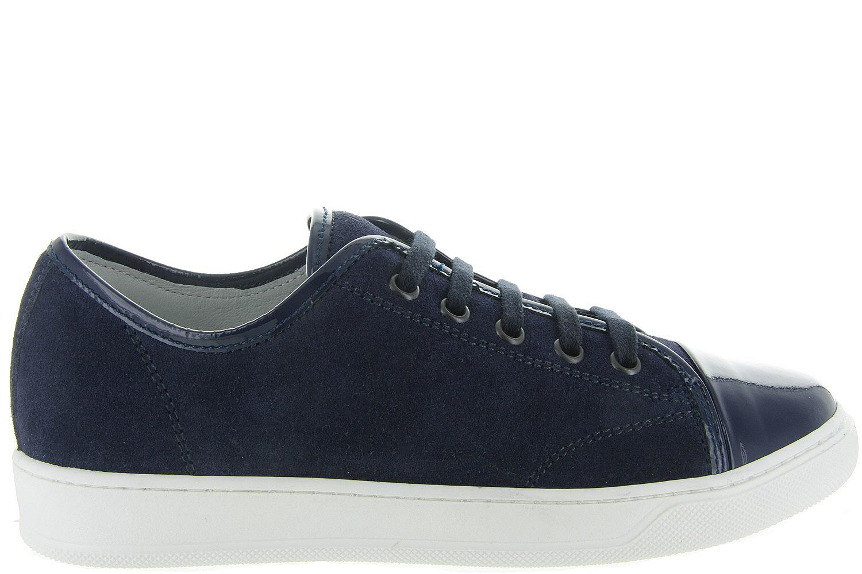 397a032800c Kinderschoenen Lanvin Low Top Sneaker - Blauw Unisex - Lanvin | Maxime  Schoenen