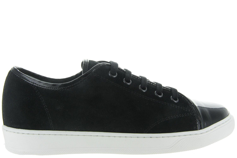 b765c21891e Damesschoenen Lanvin Low Top Sneaker - Zwart Unisex - Lanvin | Maxime  Schoenen