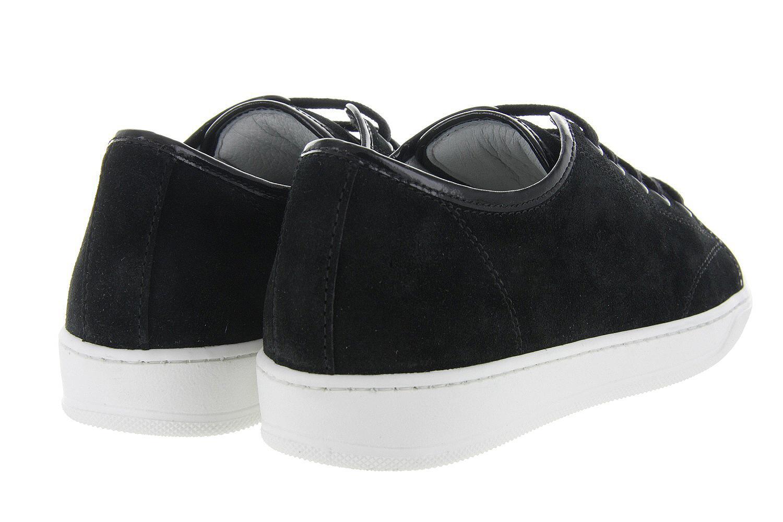 2fa7d7bf50b Damesschoenen Lanvin Low Top Sneaker - Zwart Unisex - Lanvin ...