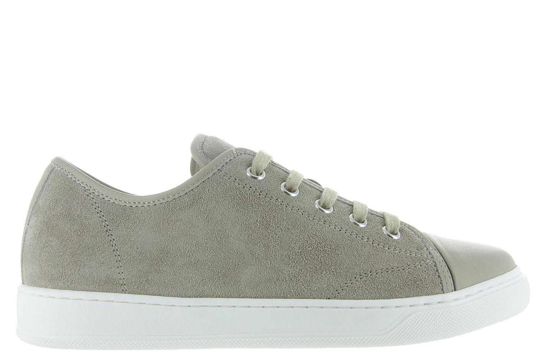 7fa5a242bd4 Damesschoenen Lanvin Low Top Sneaker - Beige Unisex - Lanvin beige | Maxime  Schoenen