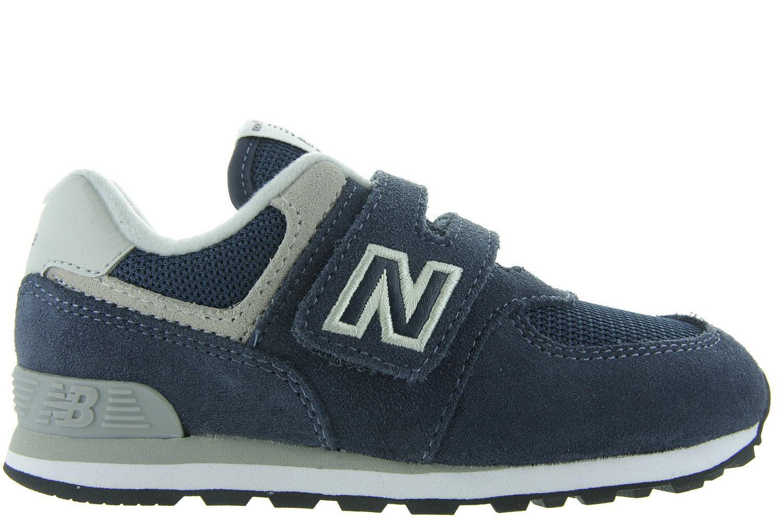 077b0bb7490d91 Kinderschoenen New Balance Klittenband - 574 Blauw Jongens - New Balance  blauw | Maxime Schoenen