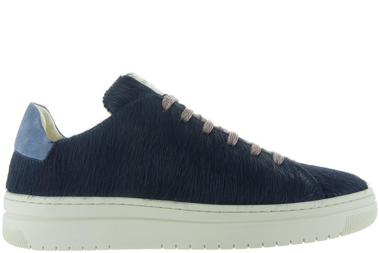 c37971c646d Damesschoenen Nubikk Sneakers - Yeye Nintu Pony Dames - Nubikk blauw |  Maxime Schoenen