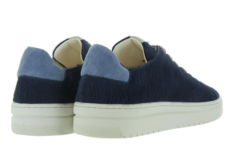 8542e44a0ec Damesschoenen Nubikk Sneakers - Yeye Nintu Pony Dames - Nubikk blauw ...