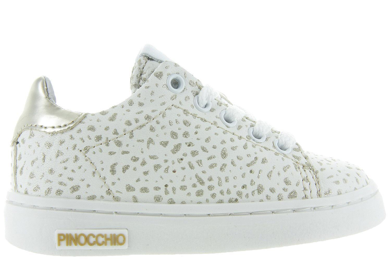 4573387038f Kinderschoenen Pinocchio Sneakers - P1846 Goud Meisjes - Pinocchio | Maxime  Schoenen