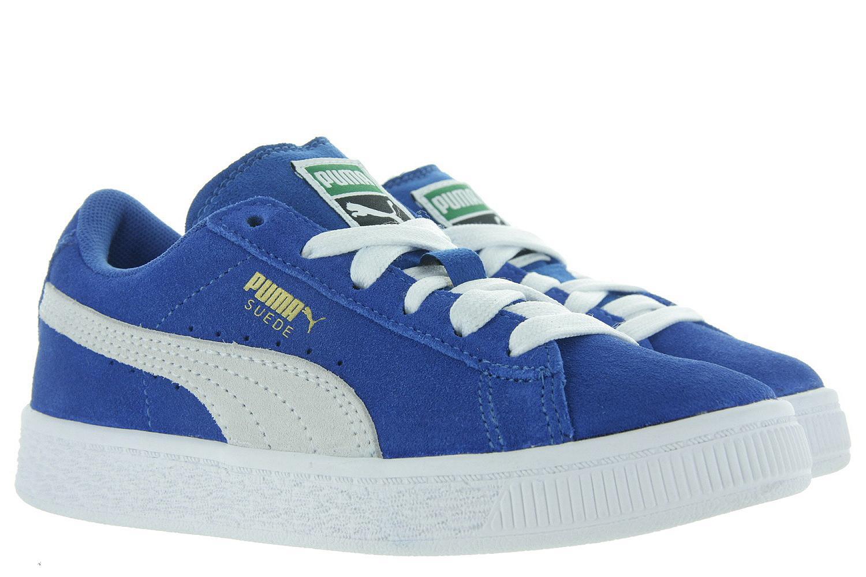 ff1e345ab01 Kinderschoenen Puma Suede Inf - 353636/360757 Blauw Jongens - Puma | Maxime  Schoenen