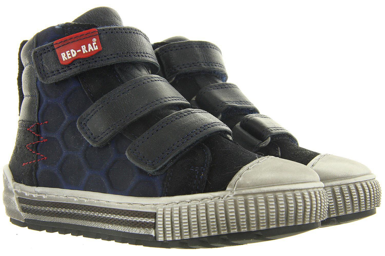 Red Rag Kinderschoenen.Kinderschoenen Blauwe Klittenbandschoenen 13201 Jongens Red Rag