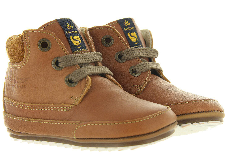 babyschoenen bp7w034 b shoesme cognac maxime schoenen