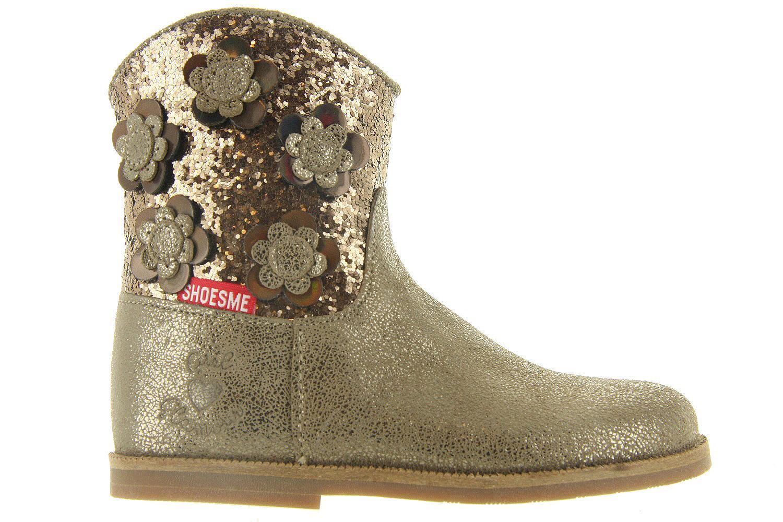 f7b8630226321c Kinderschoenen Shoesme Laarzen - Bl7w068-c Bruin Meisjes - Shoesme   Maxime  Schoenen