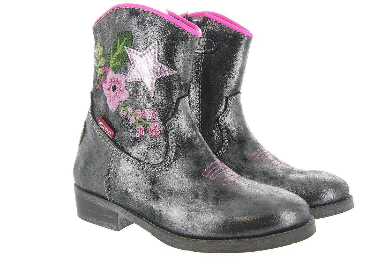Meisjes Kinderschoenen.Kinderschoenen Shoesme Laarzen Wt8w111 C Meisjes Shoesme Zilver
