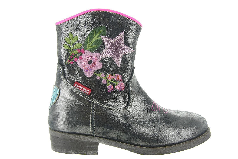 0b4f51772f544e Kinderschoenen Shoesme Laarzen - Wt8w111-c Meisjes - Shoesme zilver    Maxime Schoenen