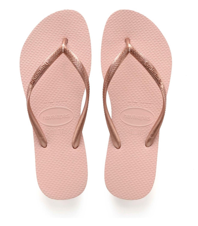 16806a5e78c Kinderschoenen Havaianas Slippers - Slim Ballet Roze Meisjes - Havaianas  roze   Maxime Schoenen