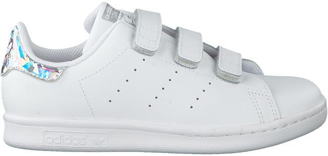 Kinderschoenen Adidas Sneakers Stan Smith Zilver Sparkle