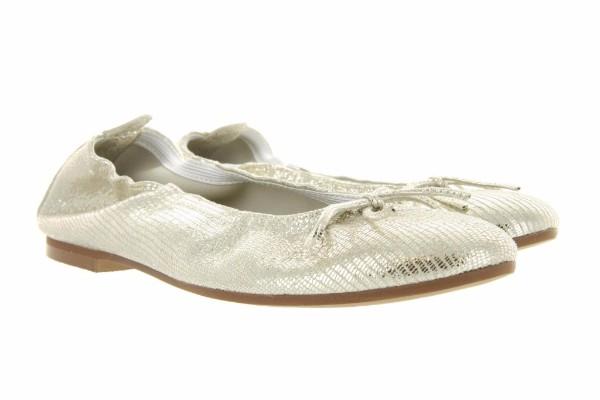 Clic! Ballerina croco Platina